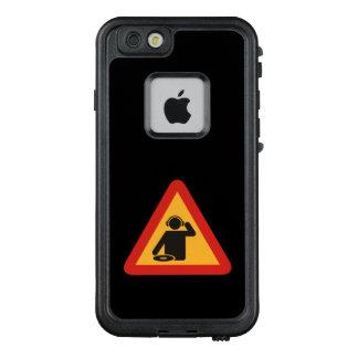 Gefahr DJs bei der Arbeit LifeProof FRÄ' iPhone 6/6s Hülle