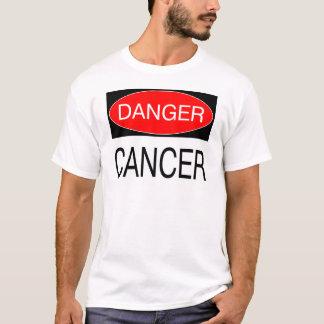 Gefahr - Krebs-lustige Astrologie-T - T-Shirt