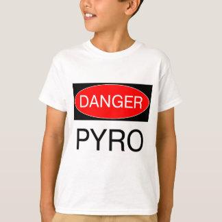 Gefahr - Pyro lustige Pyrotechnician T - T Shirts