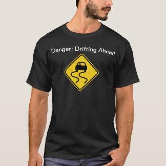 Gefahr: Voran treiben (Dark) T-Shirt