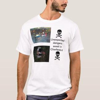 Gefahren auf Charleston T-Shirt