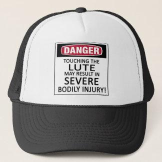 Gefahrendichtungskitt Truckerkappe