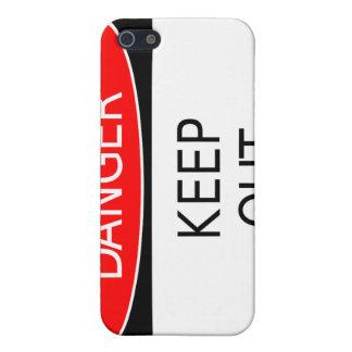 GefahrenSpeck-Kasten iPhone 5 Cover