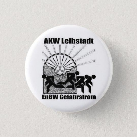 gefahrstromleibstadt runder button 2,5 cm