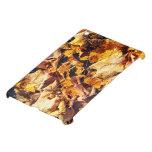Gefallene Blätter-Herbst-Winterwatercolor-Kunst iPad Mini Hüllen
