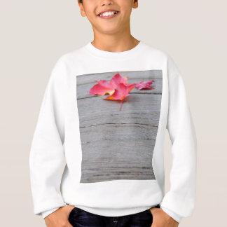Gefallenes Blätter Sweatshirt