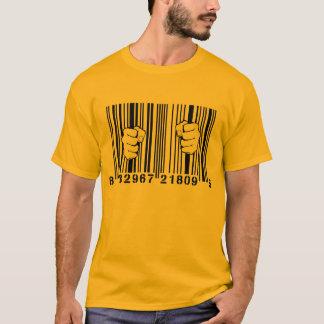 Gefangen genommen durch Verbraucherschutzbewegung T-Shirt