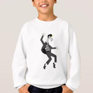 Gefängnis-Einhorn Sweatshirt