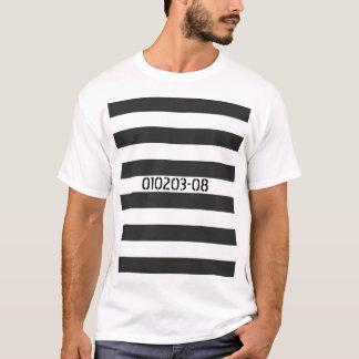 Gefängnis-Insasse-T - Shirt
