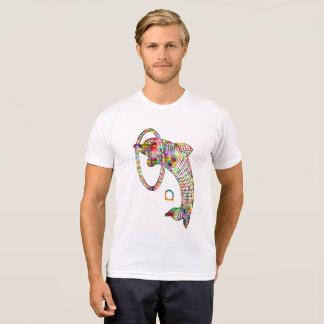 Gefärbt 1 Delphin 3D T-Shirt