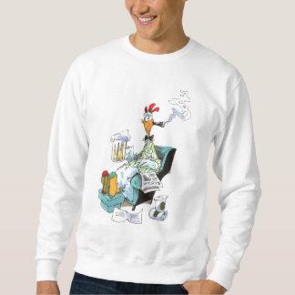 Geflügel-grundlegendes Sweatshirt
