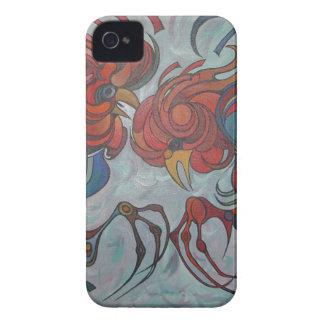 Geflügel-Spiel iPhone 4 Cover