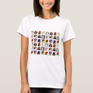 Geflügelvögel: Hühner (Huhn, Ente, Gans, Truthahn) T-Shirt