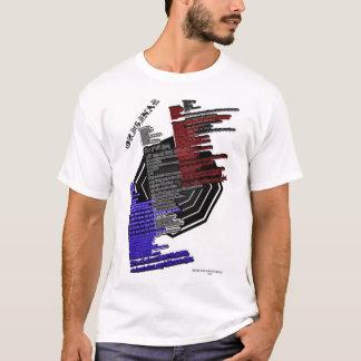 Gefrorene HERAUS PIMPEN PLAYA weiße Vorlage T-Shirt