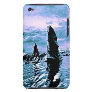Gefrorene Küste iPod Touch Case