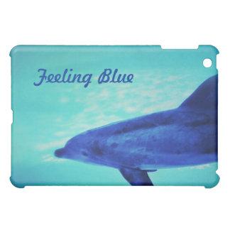 Gefühl blauer iPad Speck-Kasten iPad Mini Hülle