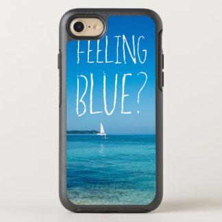 Gefühl blauer iPhone 6/6s Symmetrie-Kasten, OtterBox Symmetry iPhone 8/7 Hülle