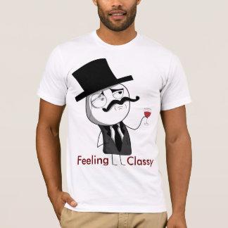 Gefühl nobel T-Shirt