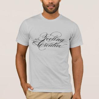 Gefühls-kreativer amerikanischer KleiderT - Shirt