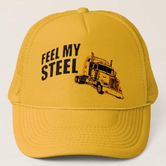 Gefühlstahl Truckerkappe