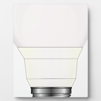 Geführtes Birnen-Licht Fotoplatte