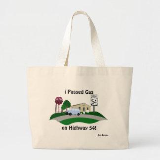 Geführtes Gas auf Tasche der Taschen-H54