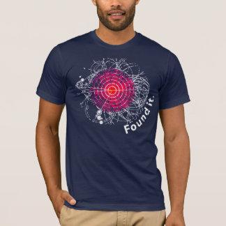 Gefunden ihm! Higgs Boson T-Shirt