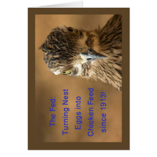 Gefüttert: Drehennotgroschen in Huhn füttern! Karte