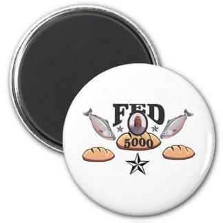 gefütterter Lord 5000 Runder Magnet 5,7 Cm