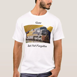Gegangen aber nicht vergessen T-Shirt