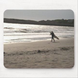 Gegangen zum Strand Mauspads