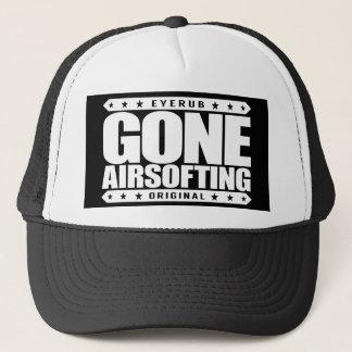 GEGANGENE AIRSOFTING - I Liebe Airsoft Truckerkappe
