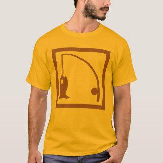 Gegangene Fischerei T-Shirt