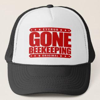 GEGANGENE IMKEREI - Liebe-Bienen-Bienenstöcke, Truckerkappe
