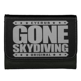 GEGANGENE SKYDIVING - I mit Fallschirm
