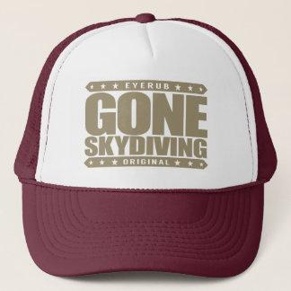 GEGANGENE SKYDIVING - I mit Fallschirm Truckerkappe