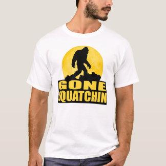 GEGANGENE SQUATCHIN *Special* BARKE AN DER T-Shirt