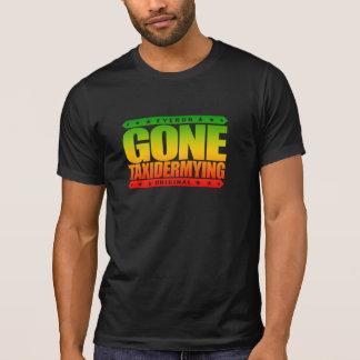 GEGANGENE TAXIDERMYING - Ich bin ein beruflicher T-Shirt