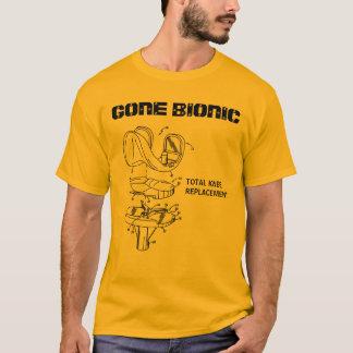 """""""GEGANGENER BIONIC"""" Knie-Ersatz-T - Shirt"""