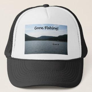 Gegangener fischenfernlastfahrer-Hut Truckerkappe