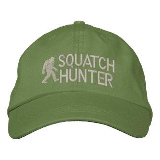 Gegangener Squatchin - Squatch Jäger Bestickte Baseballkappe