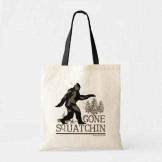 Gegangenes Squatchin Budget Stoffbeutel