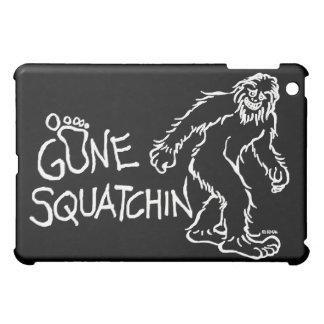 Gegangenes Squatchin iPad Mini Hülle