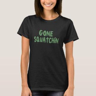 Gegangenes Squatchin Jägergrün T-Shirt