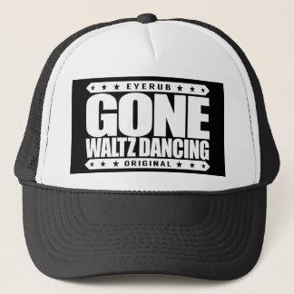 GEGANGENES WALTZ-TANZEN - Liebe-Ballsaal und Truckerkappe