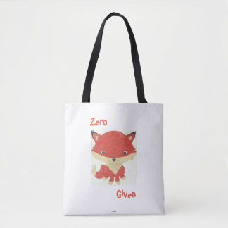 Gegebene Taschen-Tasche Babyfox-Muster-null Fox Tasche