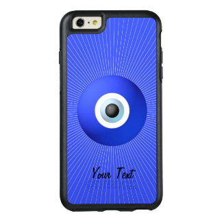Gegen bösen Blick zu schützen Talisman, sich OtterBox iPhone 6/6s Plus Hülle