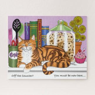 Gegentop cat puzzle