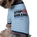 Gegenwärtiges CSGV Logo Hundetshirts