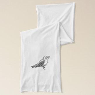 Gegenwechsel-Vogel-Kunst Schal